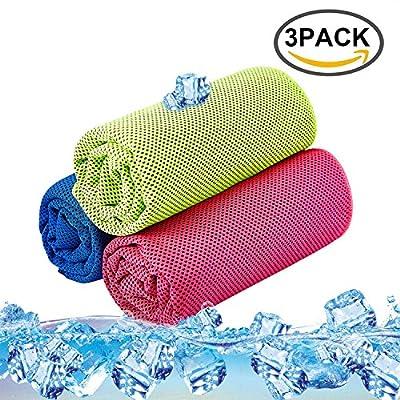SKL Pack Refrigeración Toalla