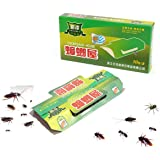Cockroach House Sticky Catcher Trap Insect Killer- 10 Pieces
