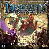 Fantasy Flight Games Descent zweite Edition Erweiterung Labyrinth der Ruin