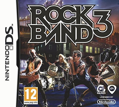 Rock Band 3 : Nintendo DS , FR (Ds 3 Rock Band)