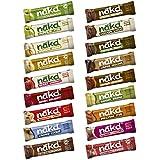 Nakd Mixed Case Choisissez votre sélection favorite (18 bars)