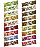 Nakd Mixed Case Choose Your Favorite Selection (18 Bars)