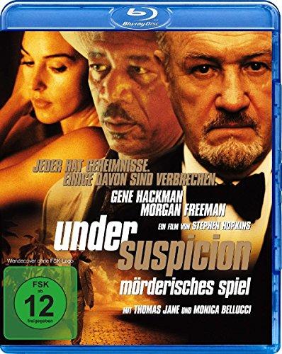Under Suspicion - Mörderisches Spiel [Blu-ray]
