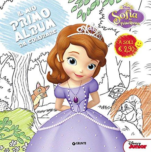 Sofia La Principessa Il Mio Primo Album Da Colorare Acquisti Online