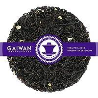 """N° 1364: Tè nero in foglie """"Rum Vaniglia"""" - 100 g - GAIWAN® GERMANY - tè in foglie, tè nero dall'India, tè nero dalla Cina, tè cinese, mandorla, uva passa, vaniglia"""