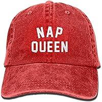 WIOPZ Fashion Baseball Caps Hats Nap Queen Cotton Adjustable Cowboy Cap  Trucker Cap ForAdult 200bd817fe0