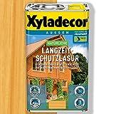 Xyladecor Natürliche Langzeit-Schutzlasur (4 l, kiefer)