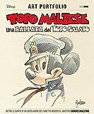 TOPO MALTESE ART PORTFOLIO - Una ballata del topo salato