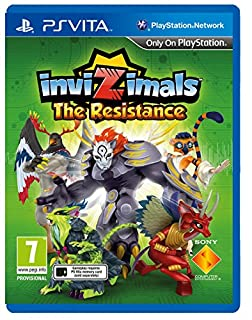 Invizimals : The Resistance [import anglais] (B00L31M6GG) | Amazon price tracker / tracking, Amazon price history charts, Amazon price watches, Amazon price drop alerts
