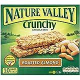 Nature Vallée Croquants Barres Granola - Amandes Grillées (De 5X42G)
