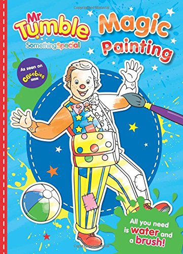 Image of Mr Tumble Something Special: Magic Painting