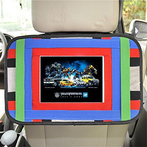 Auto Kopfstütze Halterung-pemotech [Universal Multifunktionale] Auto Kopfstütze Halterung für 11,9cm zu 24,6cm Tablet und Smartphone inclu. iPad, iPad Mini, iPad Air, iPad Pro 24,6cm iPhone 6/6S/6PLUS/6S Plus -