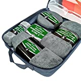 Fristee Car Valet Pack With Wash Mitt And Sponge Luxury...