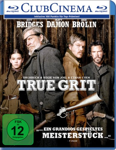 True Grit [Blu-ray]: Alle Infos bei Amazon