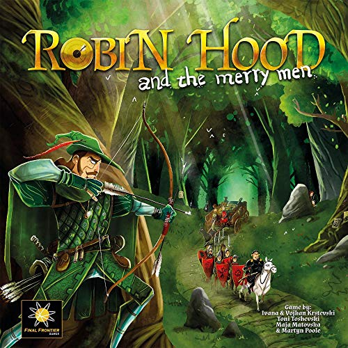 Final Frontier Games FFN3001 Robin Hood and The Merry Men -