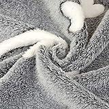 Berrose-Haustier Hund Katze Bett Hundekatze-Rest-Decke Atmungsaktives Polster Weiche warme Schlafmatte Decke für Hunde Rest Breathable Kissen