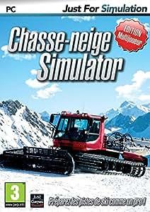 Chasse-Neige Simulator