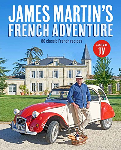 James Martin's French Adventure Cover Image