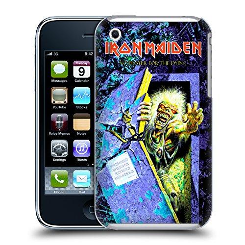 Offizielle Iron Maiden Somewhere Plattencover Ruckseite Hülle für Apple iPhone 6 / 6s No Prayer