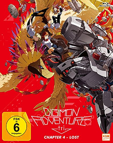 Adventure tri. - Chapter 4: Lost [Blu-ray]