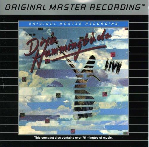 Dixie Hummingbirds Live -