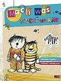 Mach was mit Tiger und Bär: Vierfarbiges Aktivitätsheft (Beltz Nikolo)