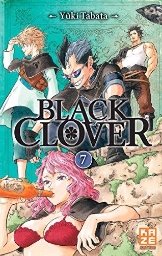 Black Clover /7 : L'assemblée des capitaines