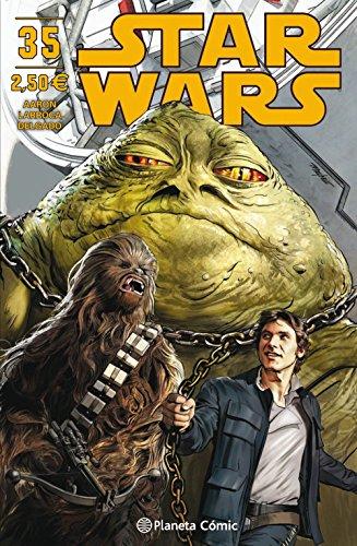 Star Wars nº 35 (Star Wars: Cómics Grapa Marvel) por Jason Aaron
