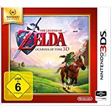 Nintendo3DS Spiele Charts Platz 9: The Legend of Zelda: Ocarina of Time 3D - Nintendo Selects - [3DS]