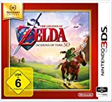 The Legend of Zelda: Ocarina of Time 3D - Nintendo Selects - 3DS