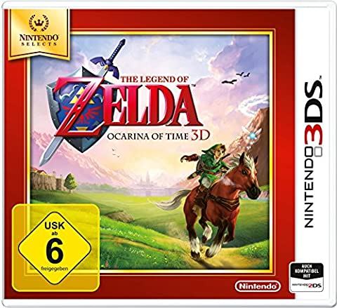 The Legend of Zelda: Ocarina of Time 3D - Nintendo