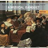 Schein / Scheidt / Gabrieli : A Musical Banquet
