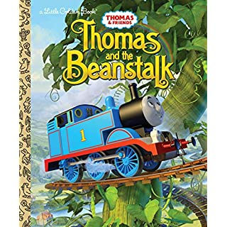 Thomas and the Beanstalk (Thomas & Friends) (Little Golden Book - Thomas & Friends)