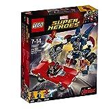 LEGO Marvel Super Heroes 76077 - Iron Man gegen Detroit Steel
