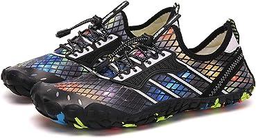 Lixada Escarpines Zapatos de Agua Secado Rápido Ligero Zapatos Atléticos para Playa Kayak Canotaje Senderismo Surf Caminar