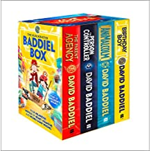 The Blockbuster Baddiel Box (The Person Controller, The Parent Agency, AniMalcolm, Birthday Boy)