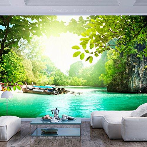 murando - Fototapete Natur 350x256 cm - Vlies Tapete - Moderne Wanddeko - Design Tapete - Wandtapete - Wand Dekoration - Landschaft 10110903-19