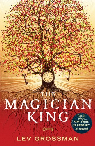 The Magician King: (Book 2) by Lev Grossman (2012-08-02)