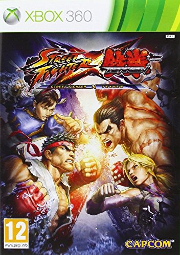 Street Fighter X Tekken FR (Fighter Für X 360 Street Tekken Xbox)