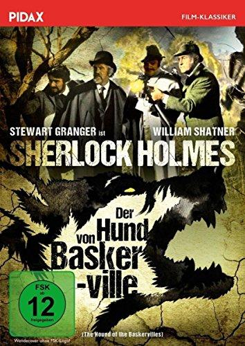 Sherlock Holmes: Der Hund von Baskerville (The Hound of the Baskervilles) / Spannende Sherlock-Holmes-Verfilmung mit Stewart Gr