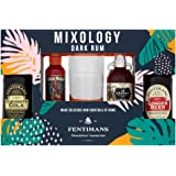 Fentimans Mixology Master Rum Gift Set by Blue Tree Gifts, 2 x 50ml