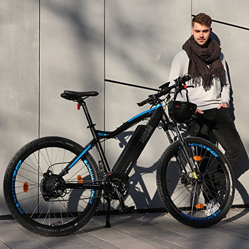 ncm moscow 48v 29 mountain bike elettrica e bike bipa. Black Bedroom Furniture Sets. Home Design Ideas