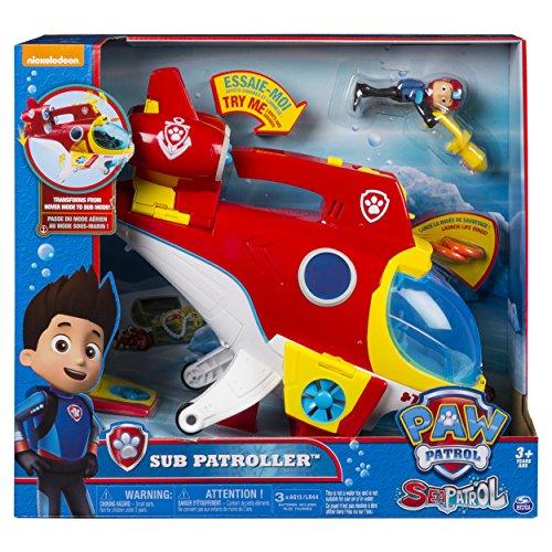 PAW PATROL- Sub Patroller, 6040054