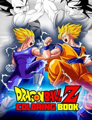 Dragon Ball Z Coloring Book: Great 39 Illustrations for Kids por Samuel King