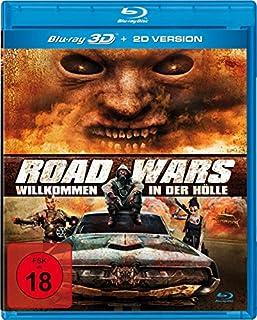 Road Wars-Willkommen in der Hölle Real Blu-Ray 3d