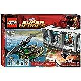 LEGO Super Heroes 76007: Iron Man Malibu Mansion Attack