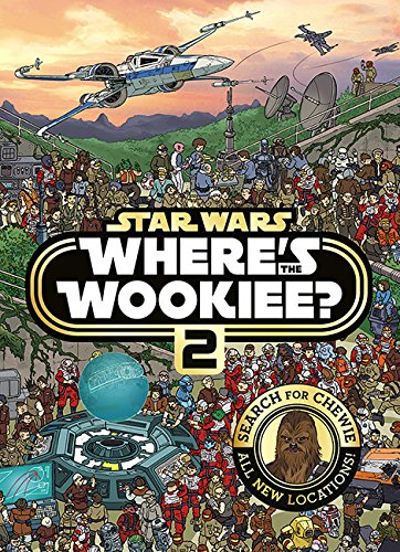Star Wars Where's the Wookiee? 2 Search and Find Activity Book (Star Wars Search & Find)