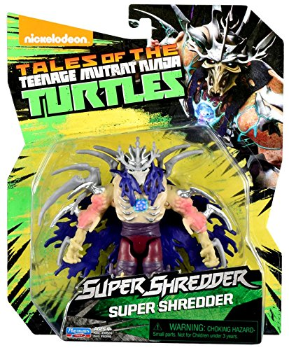 Turtles Super Ninja Super Shredder Figur Serie Super Shredder Tales of the Teenage Mutant Ninja Turtles