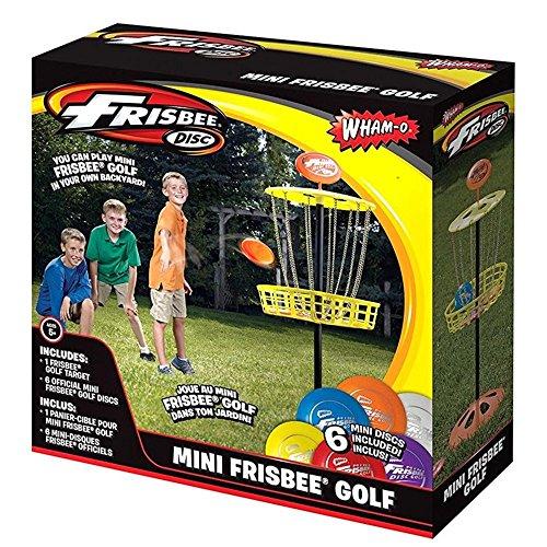 Golf Spielzeug (Frisbee-golf-set)