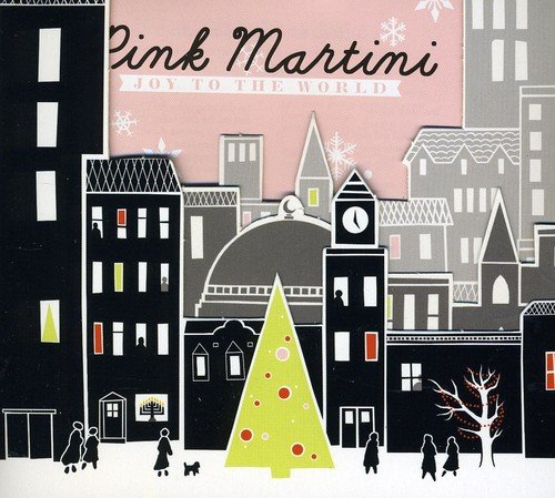 Joy to the World - Pink-martini-weihnachten